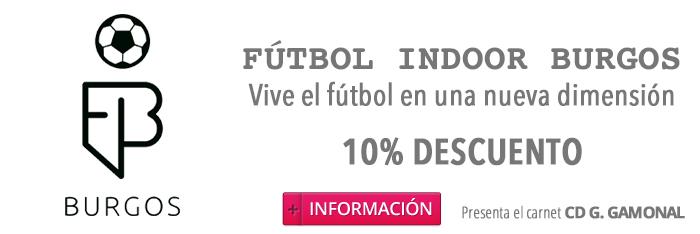 Futbol indoor Burgos - totoshop.es