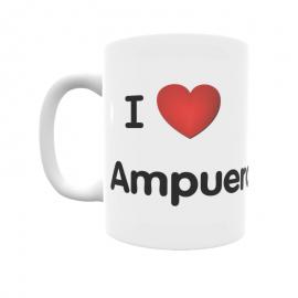Taza - I ❤ Ampuero