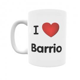 Taza - I ❤ Barrio