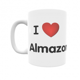 Taza - I ❤ Almazora
