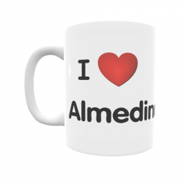 Taza - I ❤ Almedina