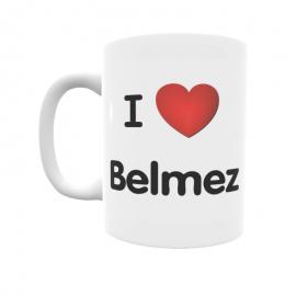 Taza - I ❤ Belmez
