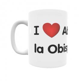 Taza - I ❤ Abia de la Obispalía