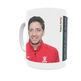 Entrenador - Juan Carlos Delgado - ALEVÍN - CD G. Gamonal
