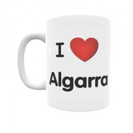 Taza - I ❤ Algarra