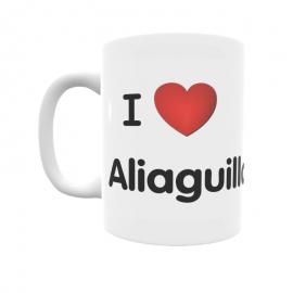 Taza - I ❤ Aliaguilla