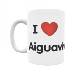 Taza - I ❤ Aiguaviva