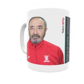 Entrenador - Víctor M. de la Riva - BENJAMÍN A - CD G. Gamonal