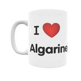 Taza - I ❤ Algarinejo