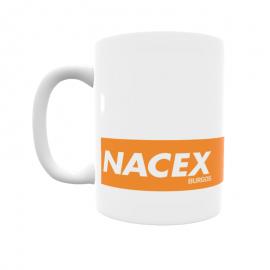 Taza - NACEX Burgos