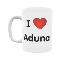 Taza - I ❤ Aduna