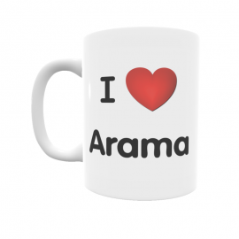 Taza - I ❤ Arama