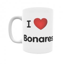 Taza - I ❤ Bonares