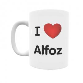 Taza - I ❤ Alfoz