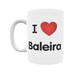 Taza - I ❤ Baleira