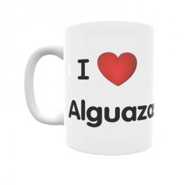 Taza - I ❤ Alguazas