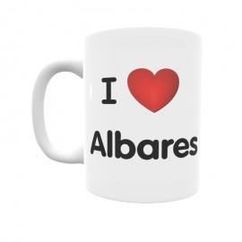 Taza - I ❤ Albares