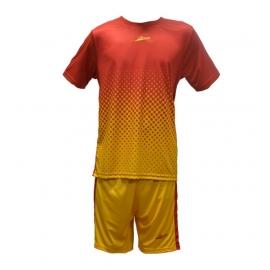 Equipación - Amarillo / Rojo