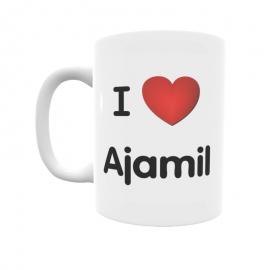 Taza - I ❤ Ajamil