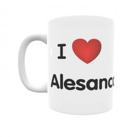 Taza - I ❤ Alesanco