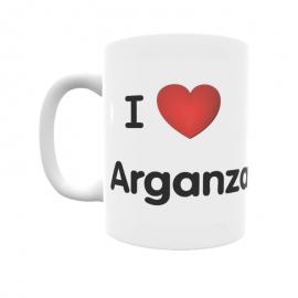 Taza - I ❤ Arganza