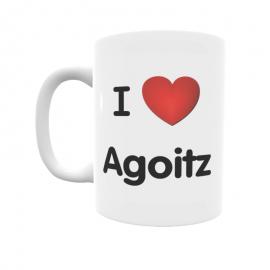 Taza - I ❤ Agoitz
