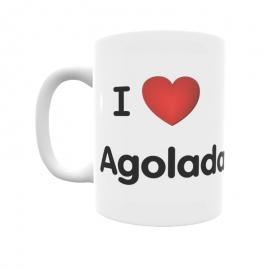 Taza - I ❤ Agolada