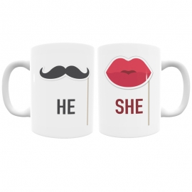 Taza - SHE and HE