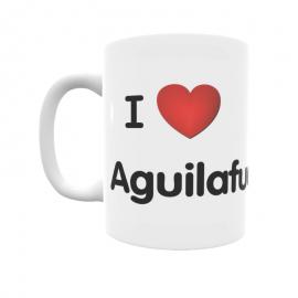 Taza - I ❤ Aguilafuente