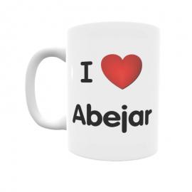 Taza - I ❤ Abejar