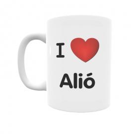 Taza - I ❤ Alió