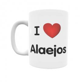 Taza - I ❤ Alaejos