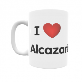Taza - I ❤ Alcazarén