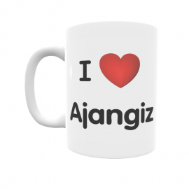 Taza - I ❤ Ajangiz