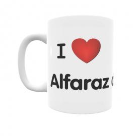 Taza - I ❤ Alfaraz de Sayago