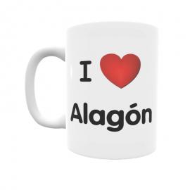 Taza - I ❤ Alagón