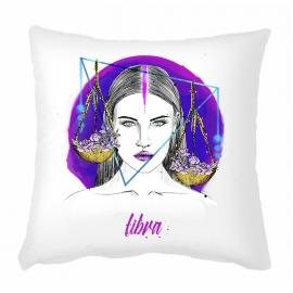 Cojín - Zodiaco - Horóscopo - Libra
