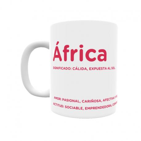 Taza - África