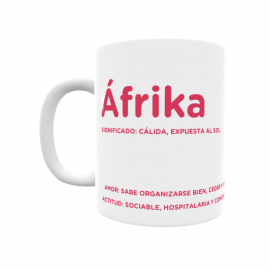 Taza - Áfrika