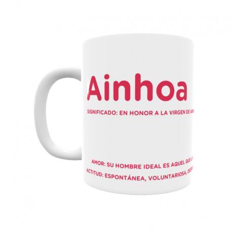 Taza - Ainhoa