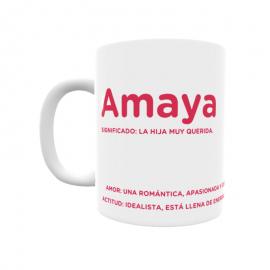 Taza - Amaya