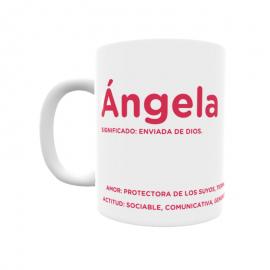 Taza - Ángela