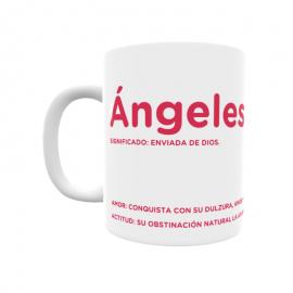 Taza - Ángeles