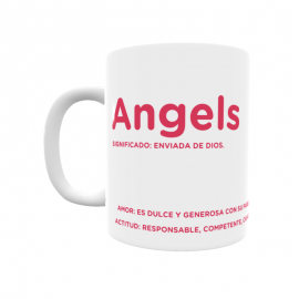 Taza - Angels