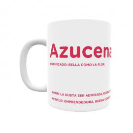 Taza - Azucena