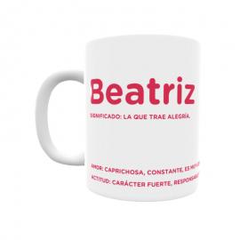 Taza - Beatriz