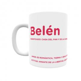 Taza - Belén