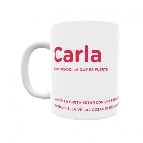 Taza - Carla