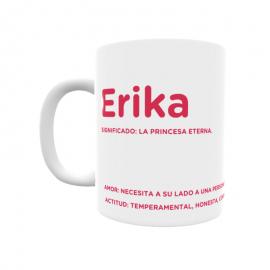 Taza - Erika