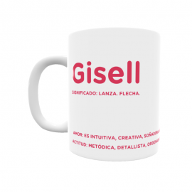 Taza - Gisell